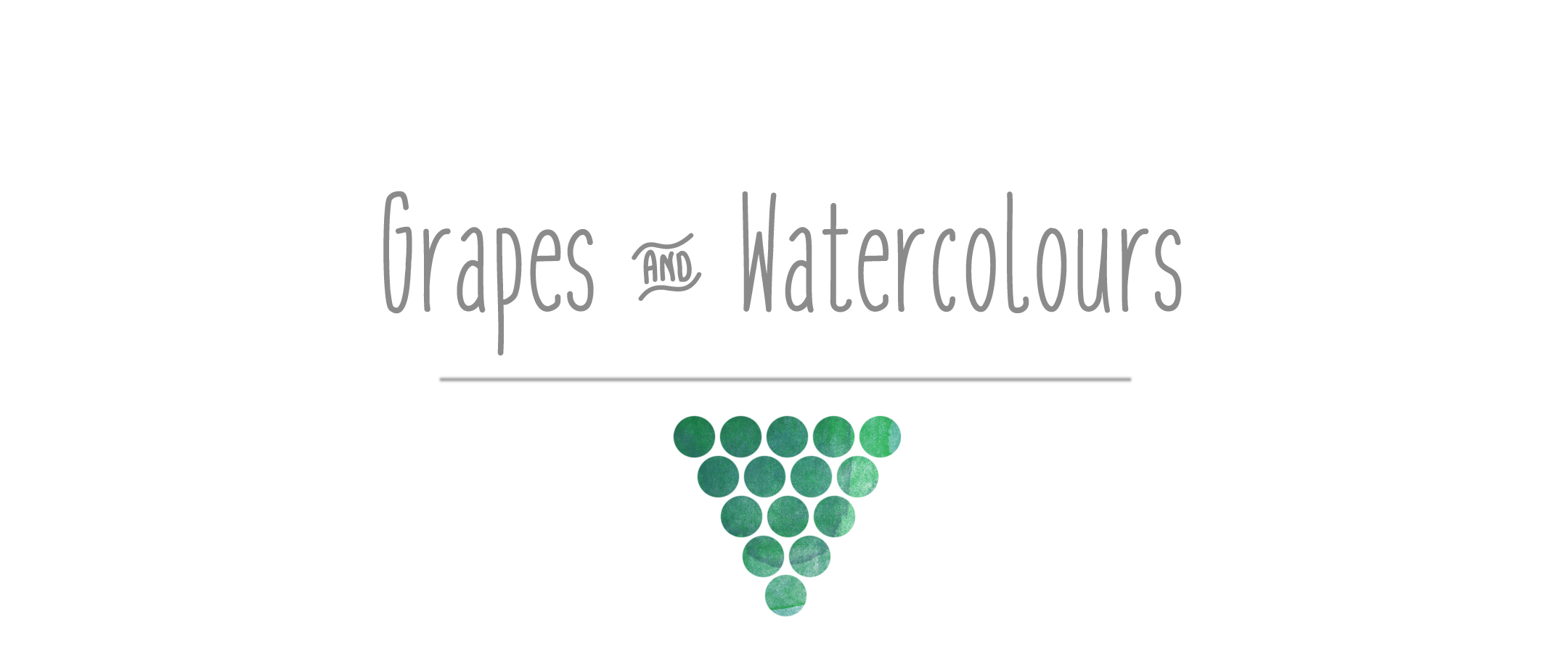 Grapes & Watercolours